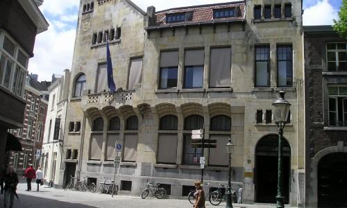 Bankgebouw_Huis met de Pelikaan_Maastricht