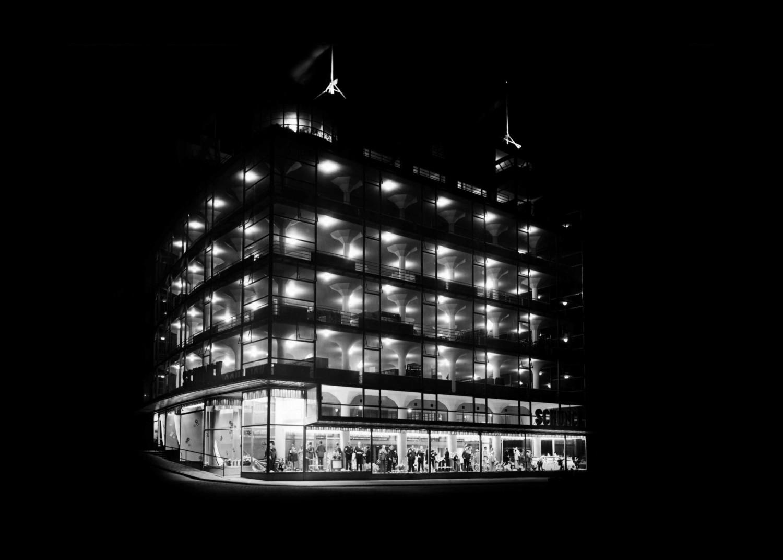 het Glaspaleis Heerlen
